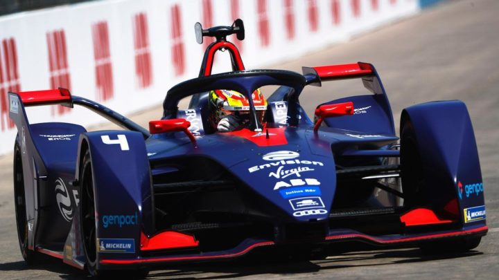 Sam Bird vence o ePrix de Santiago no Chile