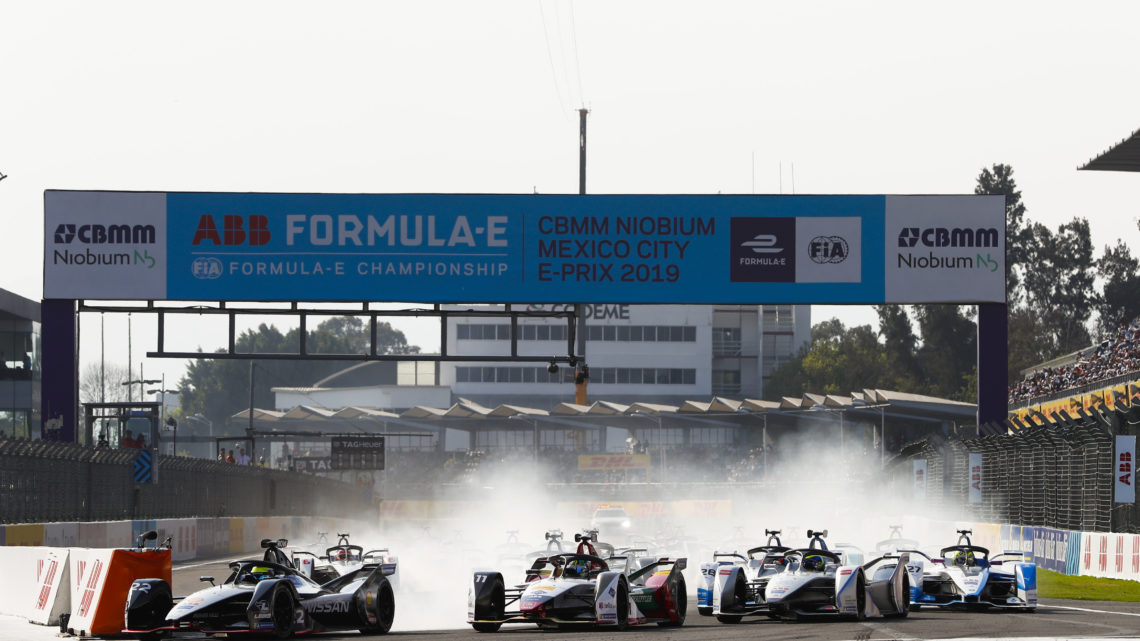 Vídeo: ePrix do México, na íntegra