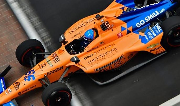 Bump Day da Indy 500, Alonso está fora