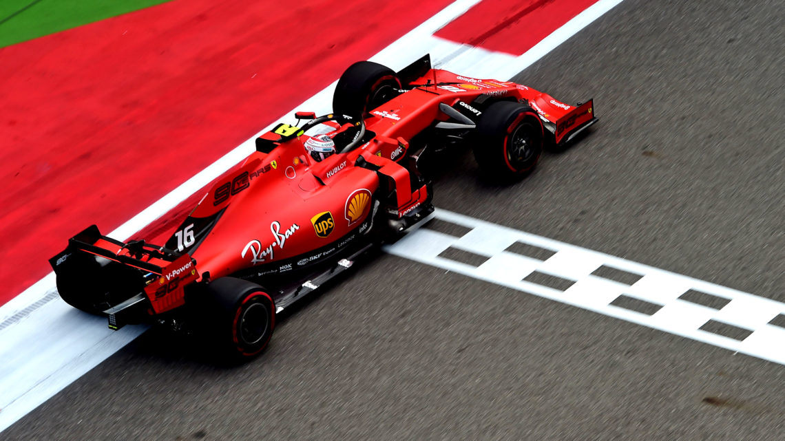 Leclerc conquista a quarta Pole seguida no ano e larga na frente do GP da Rússia