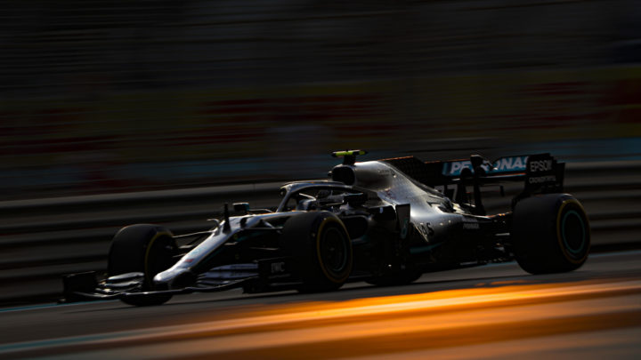 Hamilton faz as pazes com a Pole Position no GP de Abu Dhabi 2019